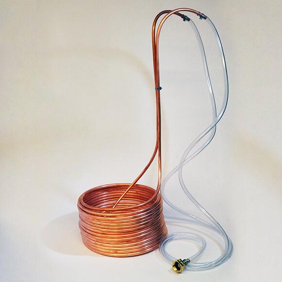 Copper Wort Chiller 50′