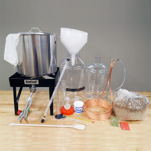 All Grain Brewing Kit – BIAB