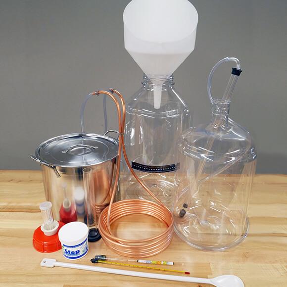 Super Brewing Equipment Kit