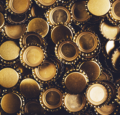 Bottle Caps and Corks