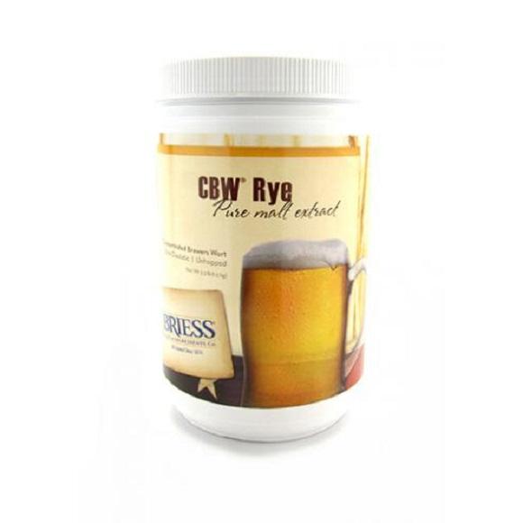 Briess Rye LME 3.3 lbs.