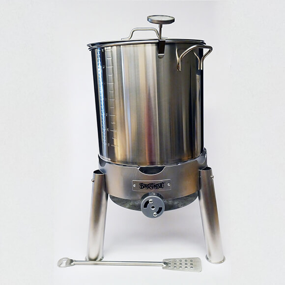 Brew Kettle & Burner Kit