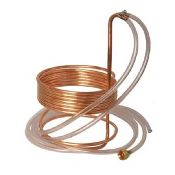 Copper Wort Chiller 25′