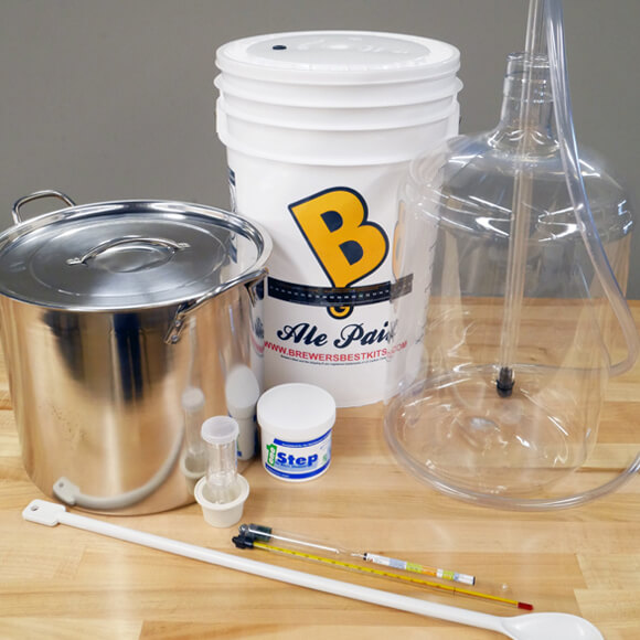Ultra Brewing Equipment Kit