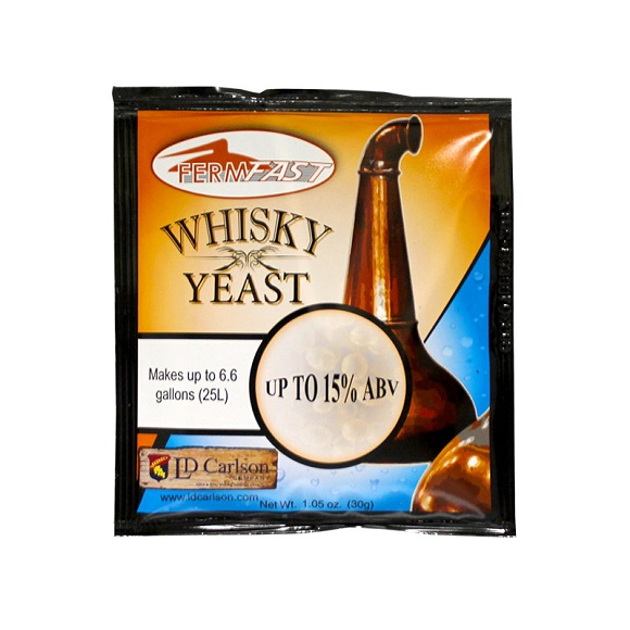 FastFerm: Whisky Yeast w/ Enzyme