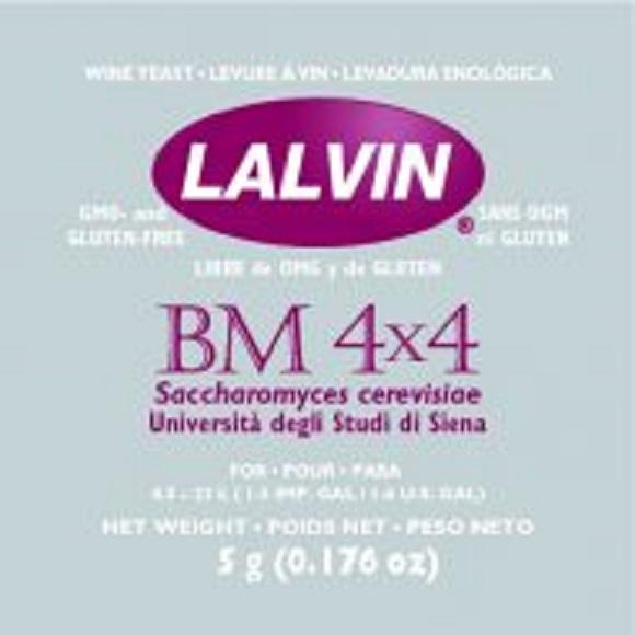 Lalvin: BM 4×4 Wine Yeast