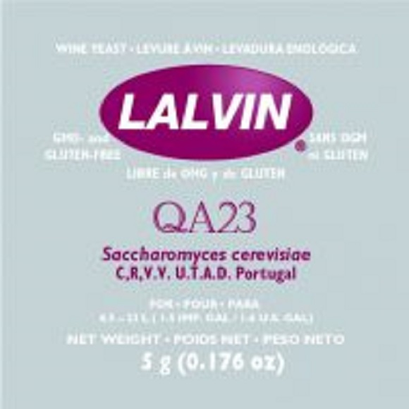 Lalvin: QA23 Wine Yeast