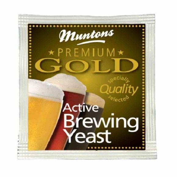 Muntons: Gold Dry Yeast
