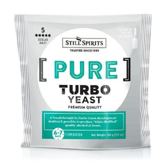 Still Spirits: Pure Turbo Yeast