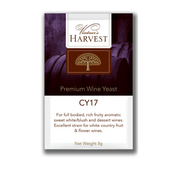 Vintners Harvest: CY17