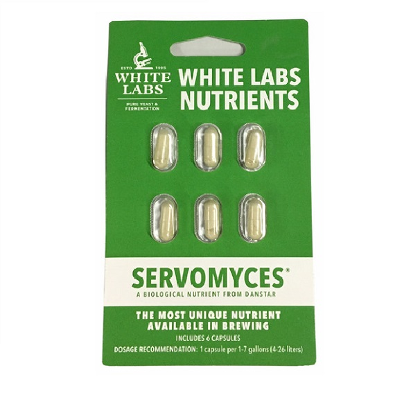 White Labs: WLN3200 – Servomyces