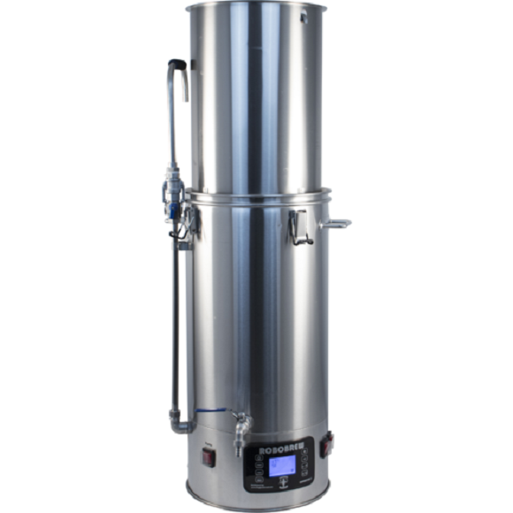 BrewZilla V3 All Grain Brewing System with Pump - 35L/9.25G