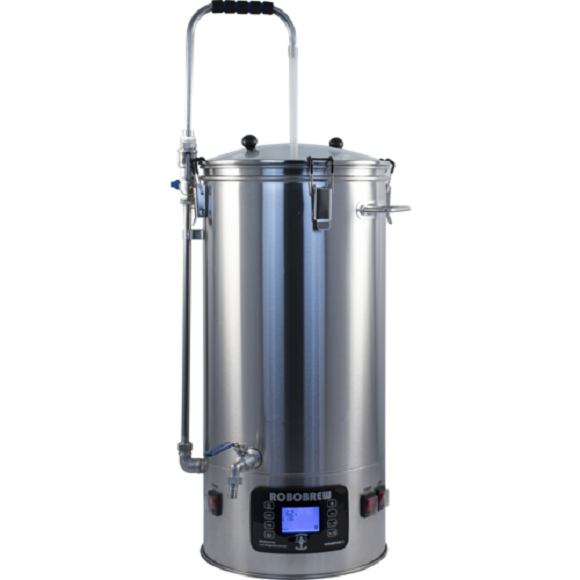 BrewZilla V3 All Grain Brewing System with Pump – 35L/9.25G