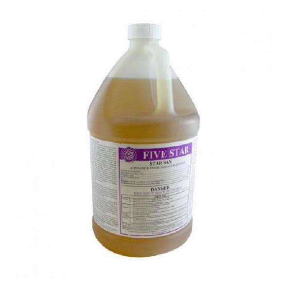 Star San – Acid Sanitizer: 1 Gallon