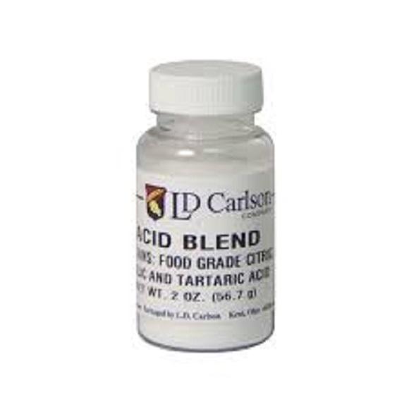 Acid Blend: 2 oz.