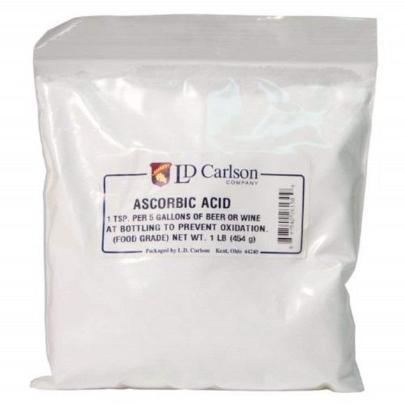 Ascorbic Acid: 1 lb.