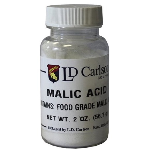 Malic Acid: 2 oz.