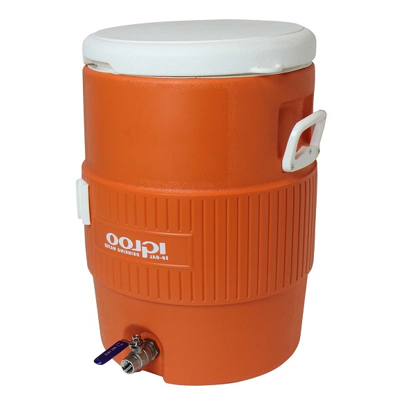 10 Gallon Cooler Mashtun