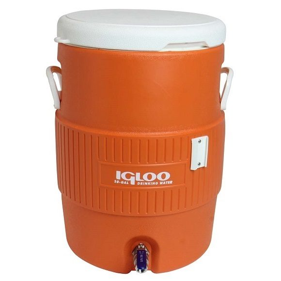 10 Gallon Cooler Hot Liquor Tun (HLT)