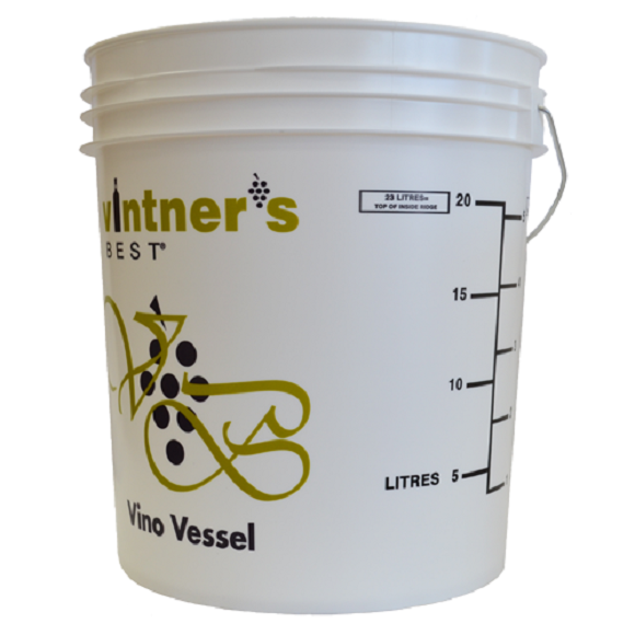7.9 Gallon Plastic Fermenter