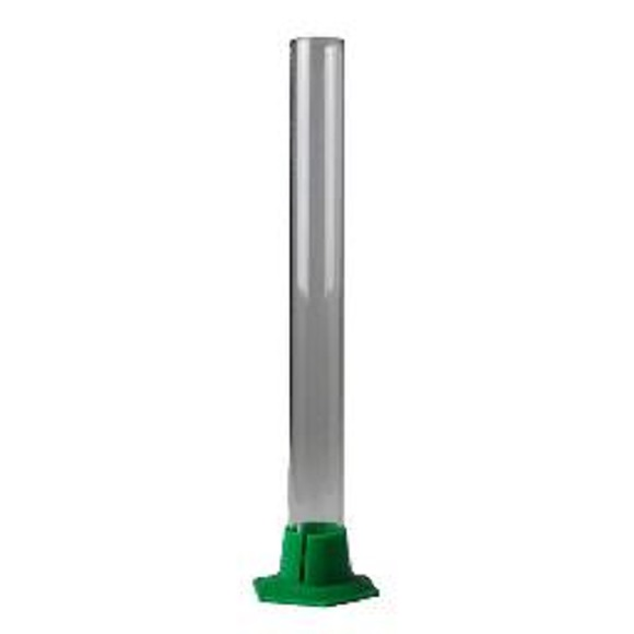 Hydrometer Flask 13″ Glass