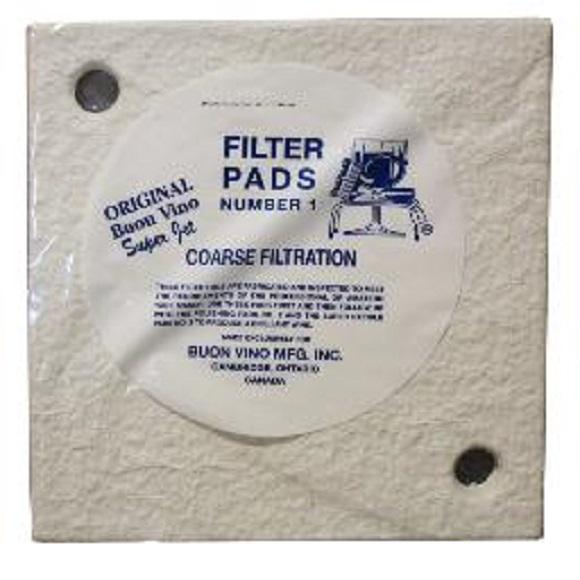 Super Jet Filter Pads #1