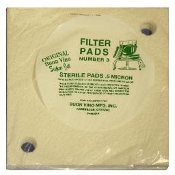 Super Jet Filter Pads #3