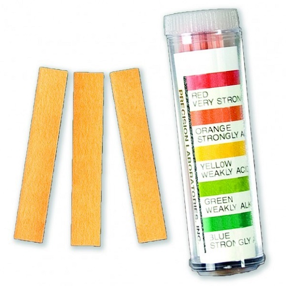 pH Strips Universal