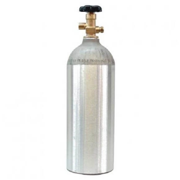 5lb. CO2 Tank - New & Full