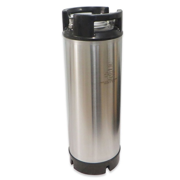 5 Gallon AMCYL Ball Lock Keg