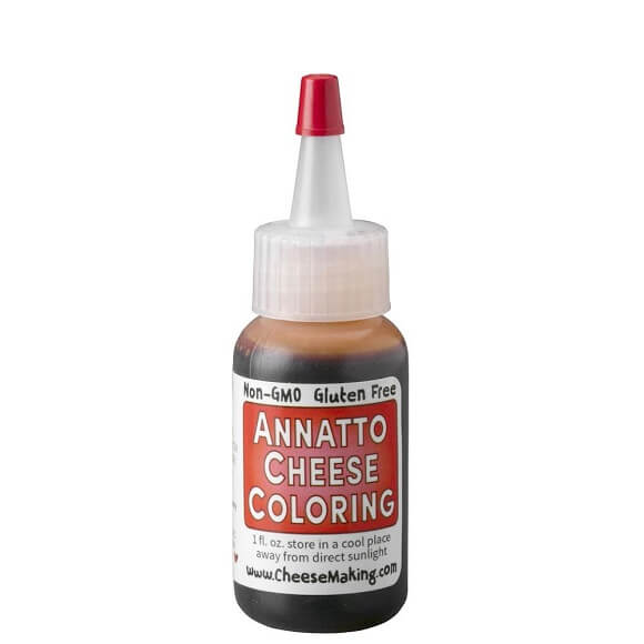 Annatto Cheese Coloring