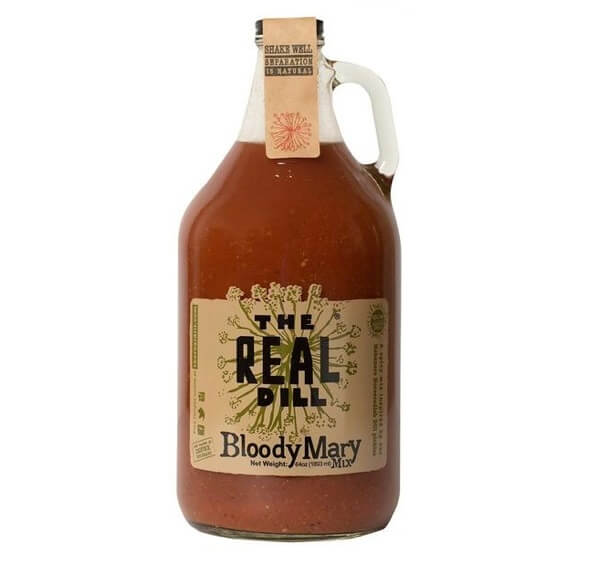 The Real Dill: Bloody Mary Mix 64 oz.