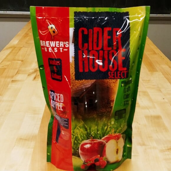 Brewers Best: Cider House Select Kit – Spiced Apple