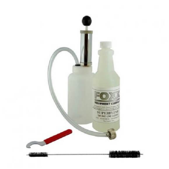 Draft Cleaning System