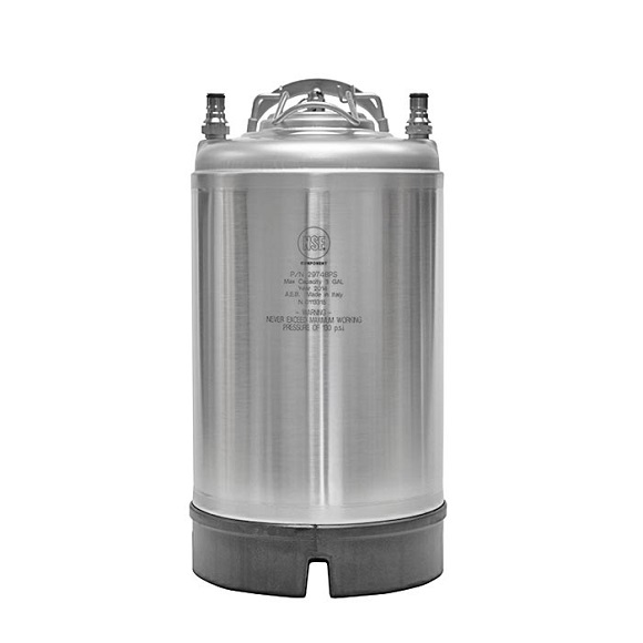 NEW 3 Gallon Cornelius Keg