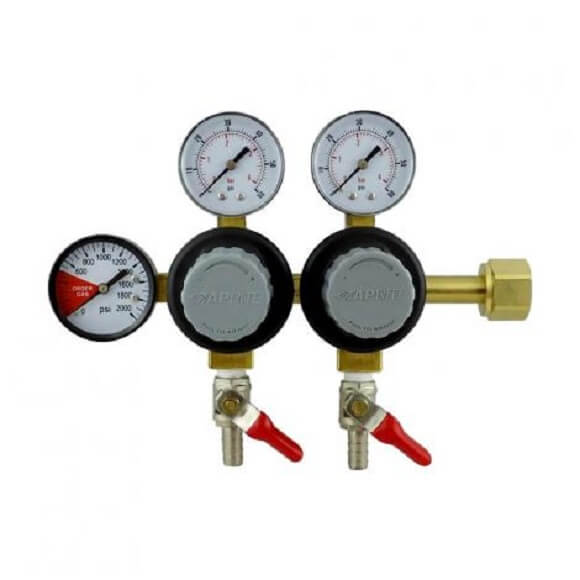 Taprite Twin Regulator