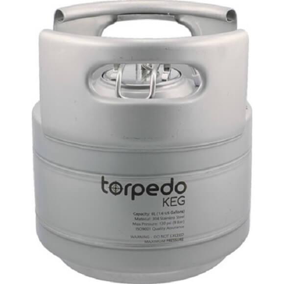 Torpedo Keg – 1.5 Gallon