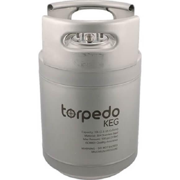 Torpedo Keg – 2.5 Gallon