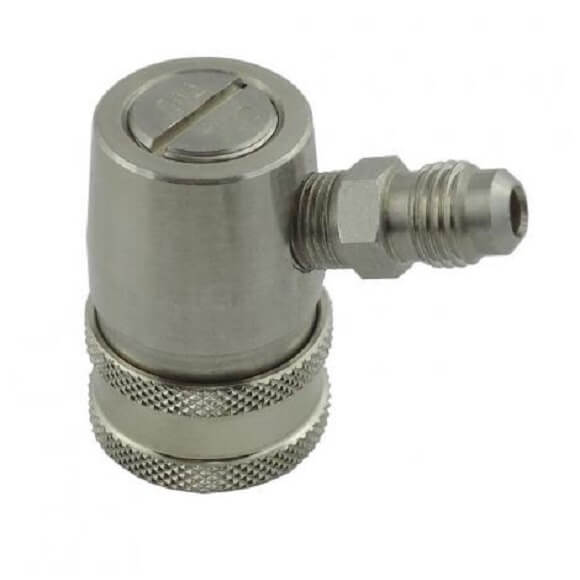 Ball Lock Gas Stainless