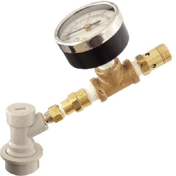 Ball Lock Pressure Valve