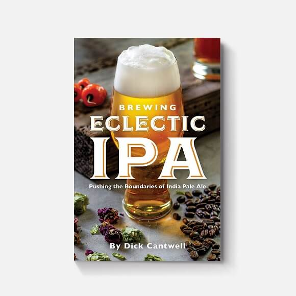Brewing Eclectic IPA: By Dick Cantwell