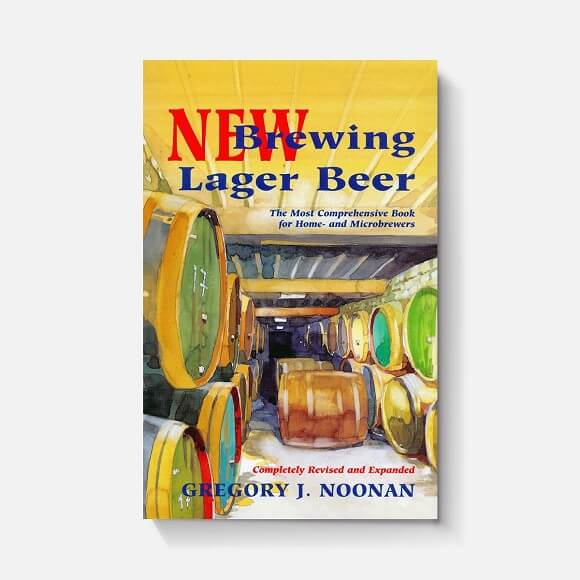 New Brewing Lager Beer: By Greg Noonan