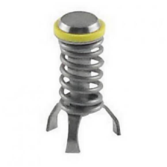 Poppet-PIN LOCK