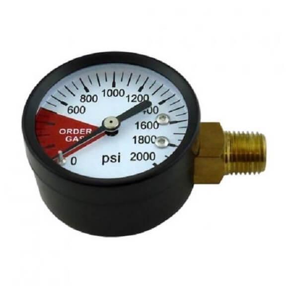 Pressure Gauge RHT 0-2000