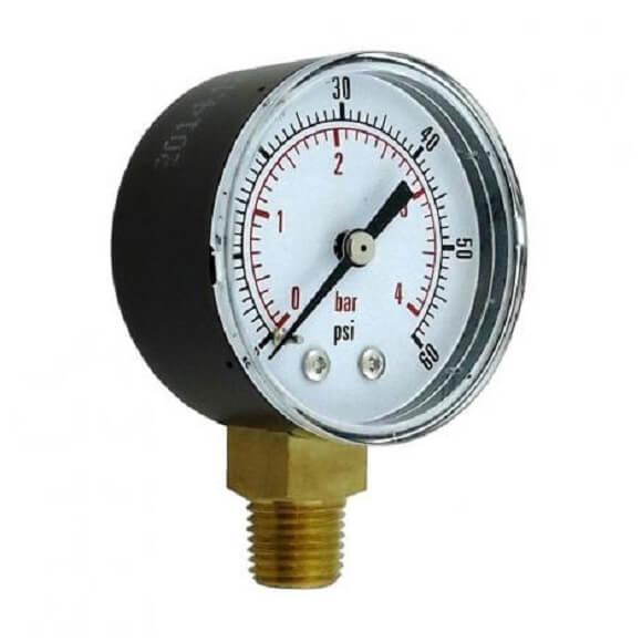 Pressure Gauge 0 – 60
