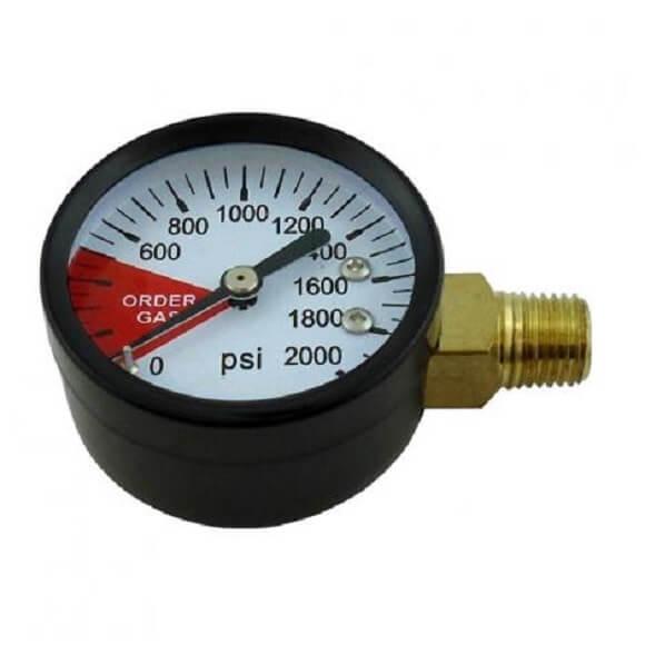 Pressure Gauge LHT 0-2000