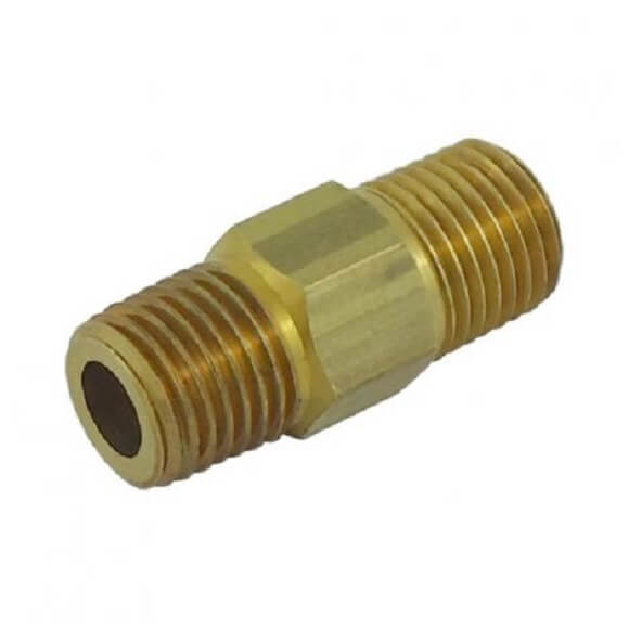 RHT Hex Nipple 1/4″