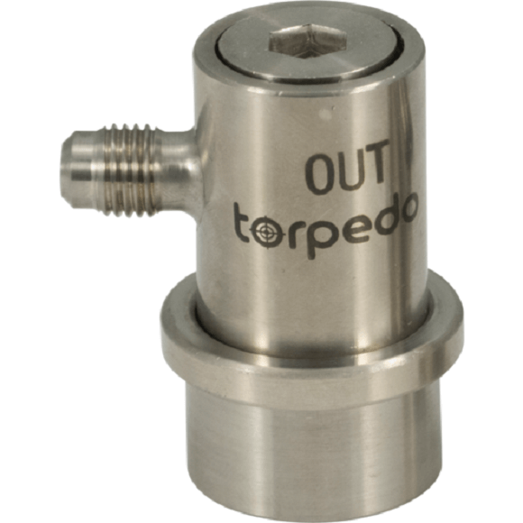 Torpedo Ball Lock Liquid Flare