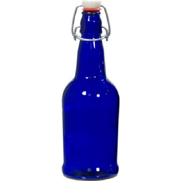 16 oz. Cobalt Blue EZ Cap