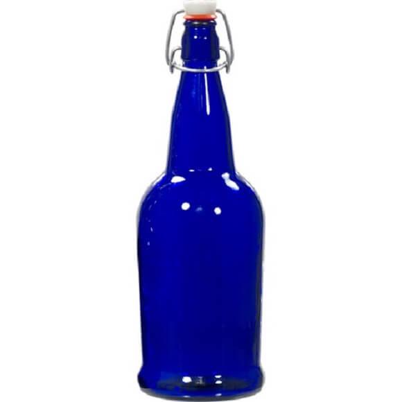 1 L Cobalt Blue EZ Cap